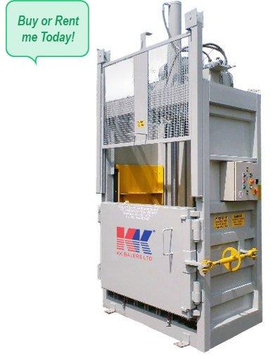 KK 500 Mill Size Baler